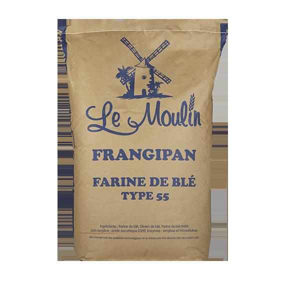 Frangipan Farine blanche